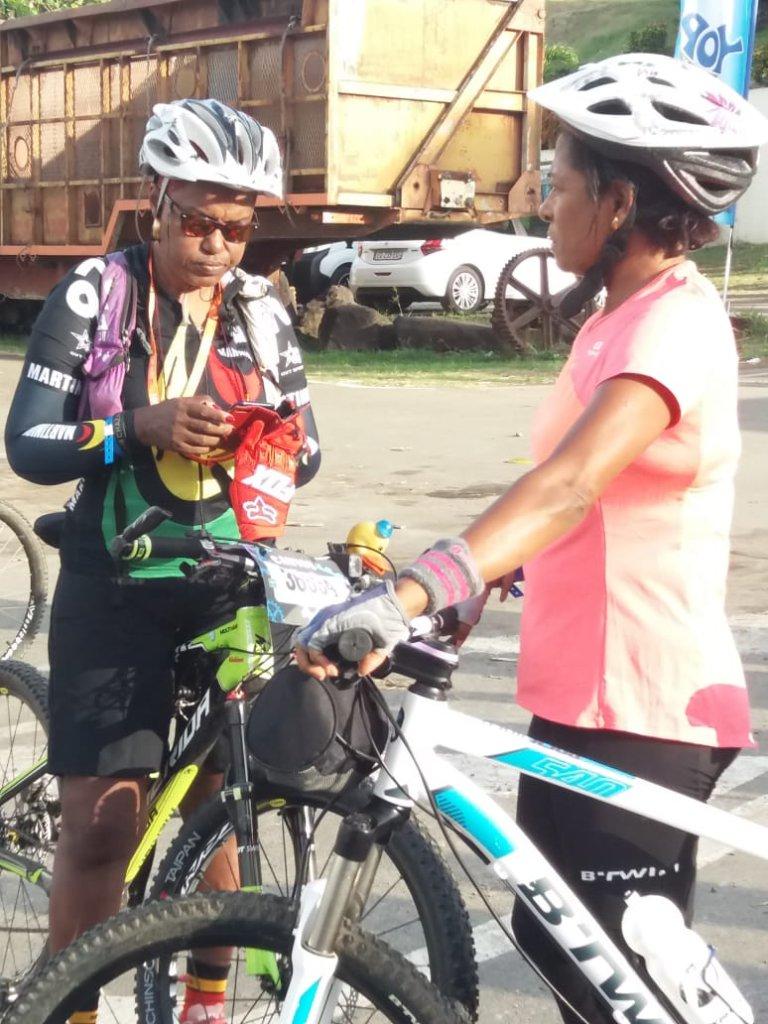 13eme edition 2019  RANDOKAN Martinique Usine du Galion